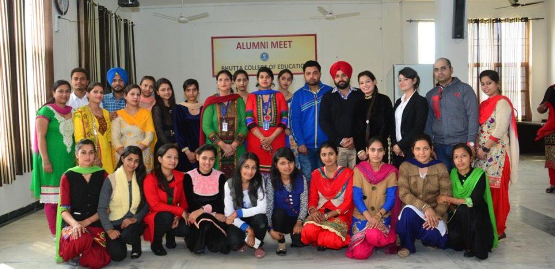 Alumni Meet 2015