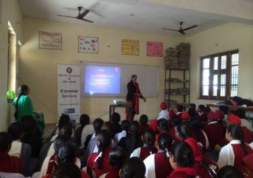lectures in schools