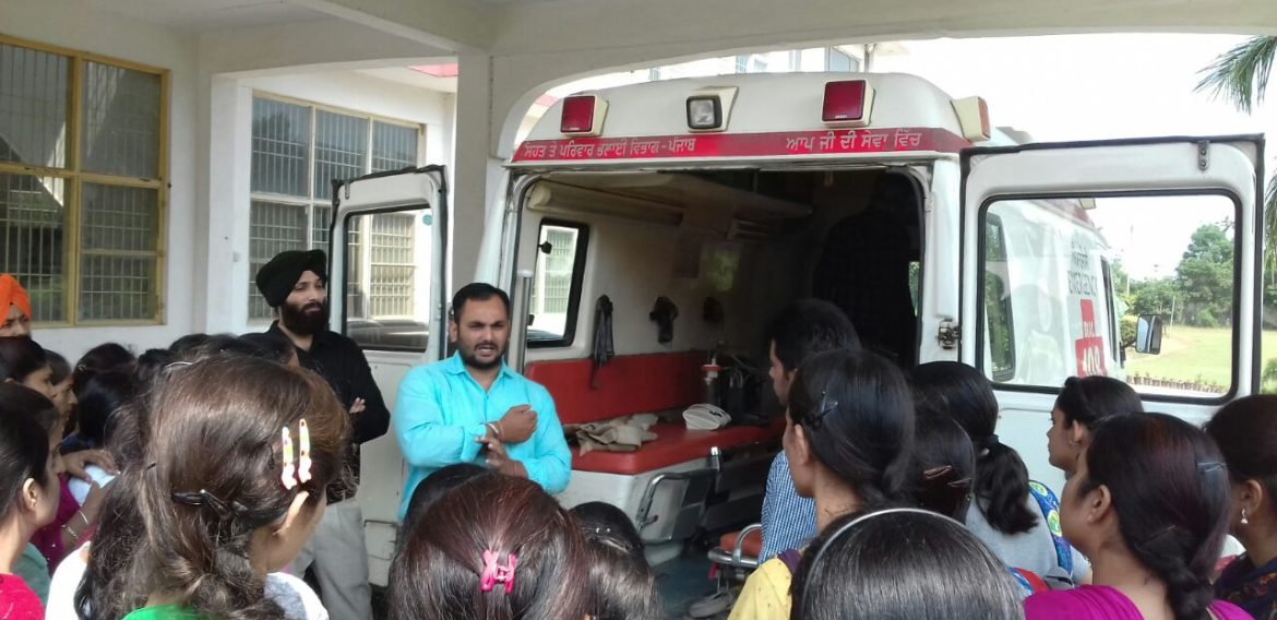 Workshop on First aid and CPR