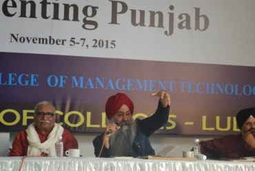 Ist Punajb Studies Congress