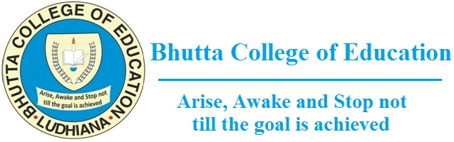 Bhutta College of Education - Quality education to youth