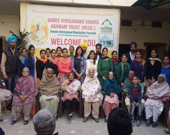 Old Age Home Visit 2018