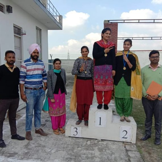 Interhouse-Badminton Competition