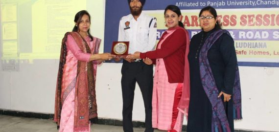 Awareness Session on Traffic Rules